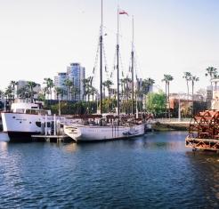 Long Beach shot with Velvia